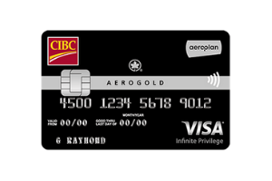 CIBC Aerogold Visa Infinite Privilege