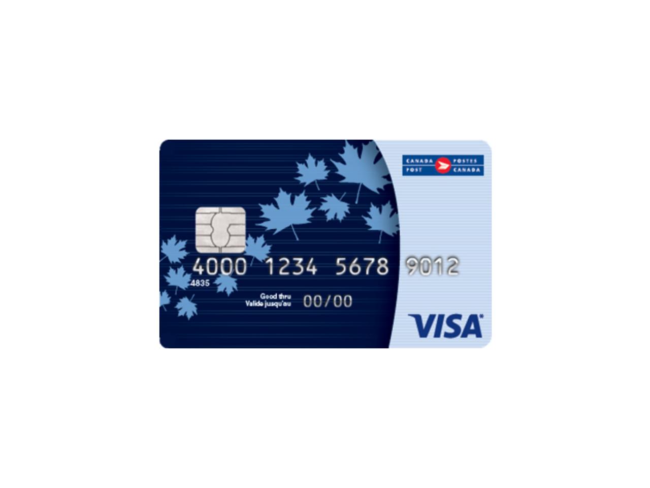 Canada Post Prepaid Reloadable Visa Review