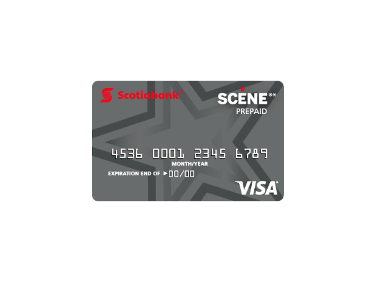 Scotiabank Prepaid Reloadable Visa Review