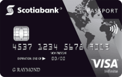 Scotiabank® Passport™ Visa Infinite Card logo