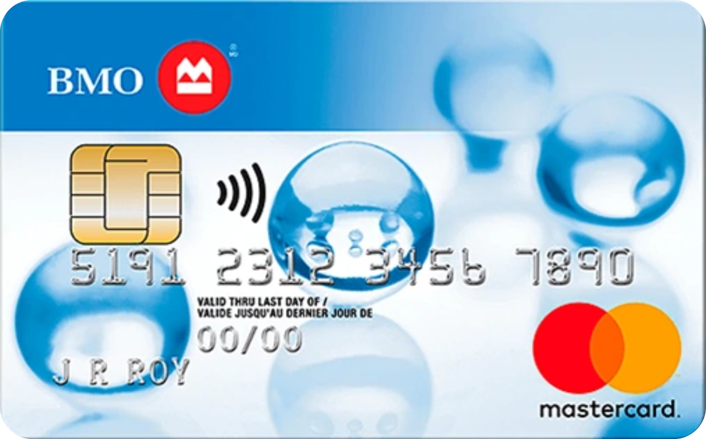 BMO® Preferred Rate MasterCard® logo