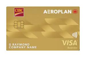 CIBC Aeroplan Business Visa Card