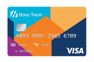 Home Trust Secured No-Fee Visa