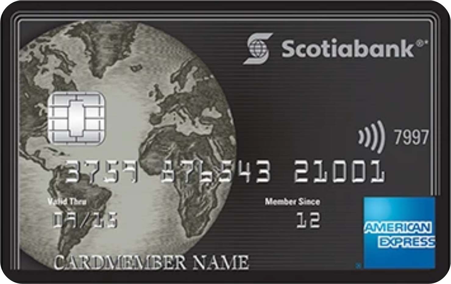 Scotiabank® Platinum American Express® card logo