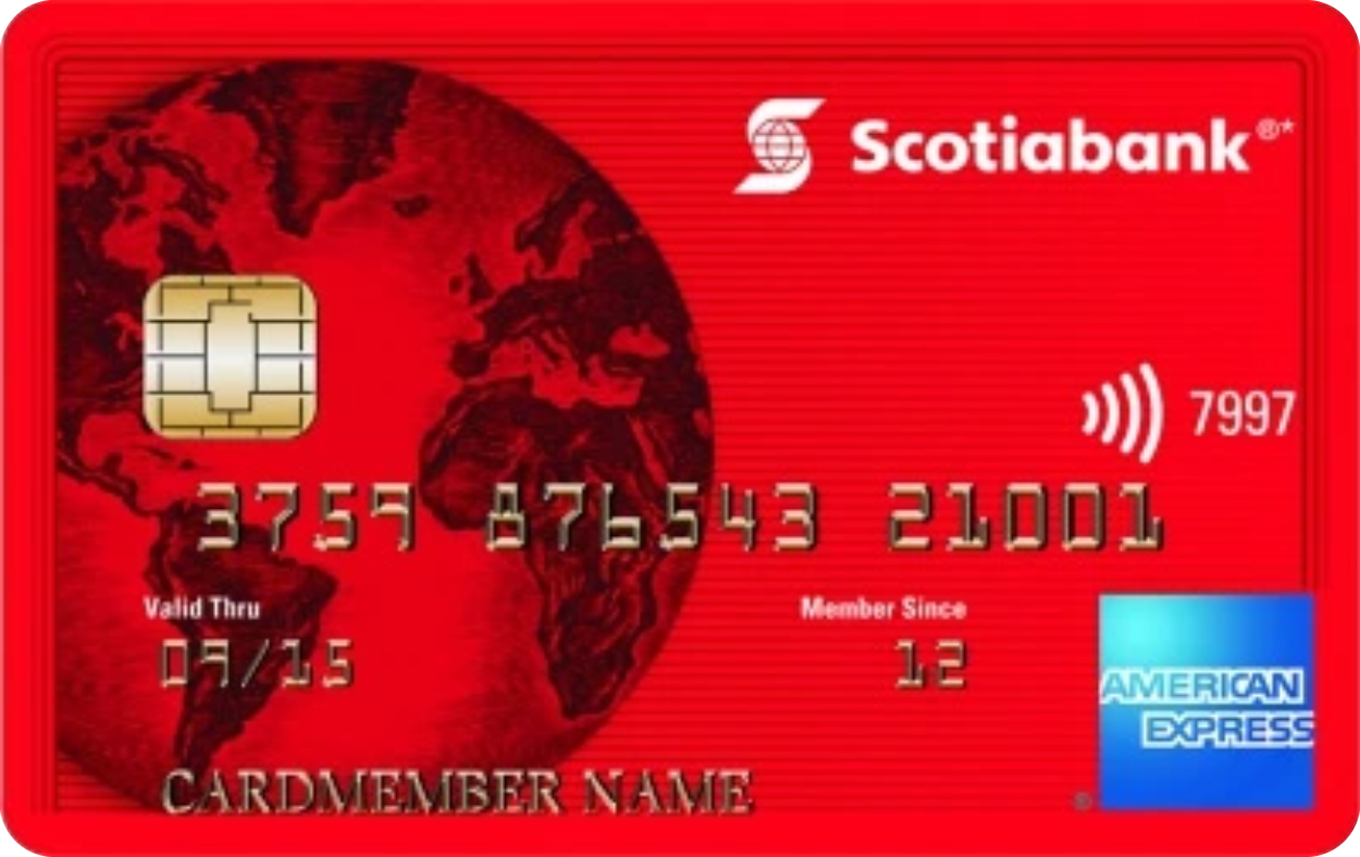 Scotiabank® American Express® Card logo