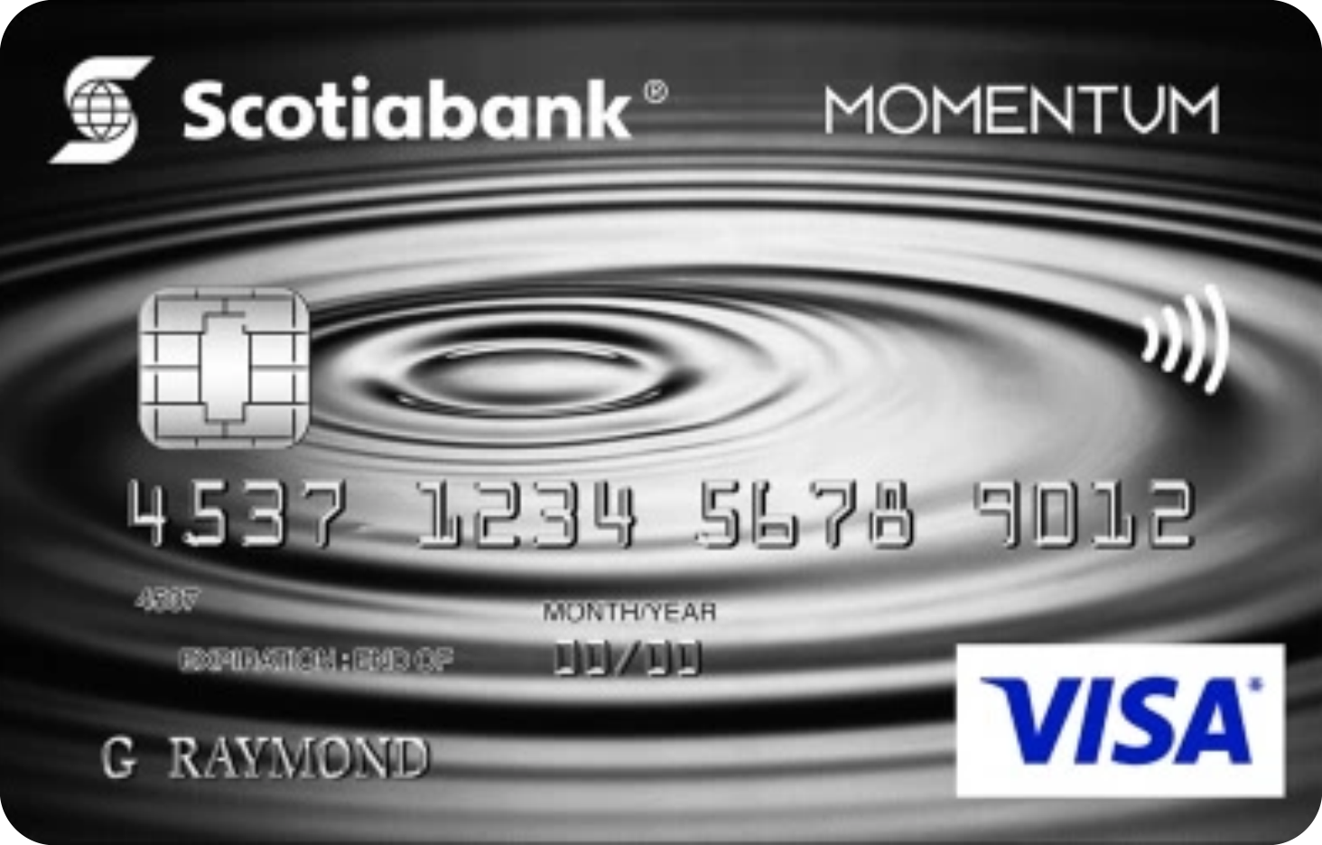 Scotia Momentum® No-Fee Visa® Card