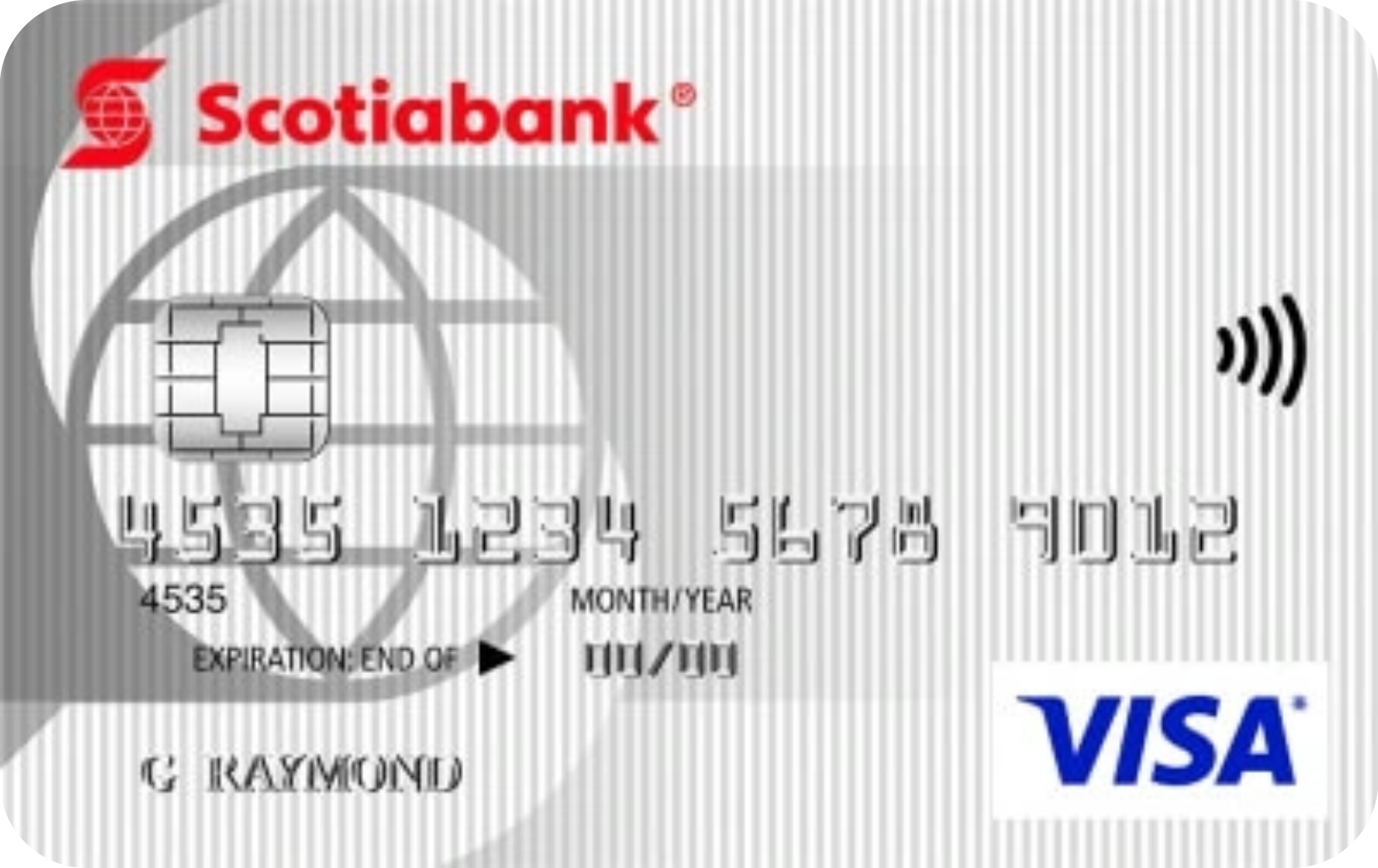 No-Fee Scotiabank Value® Visa® Card logo