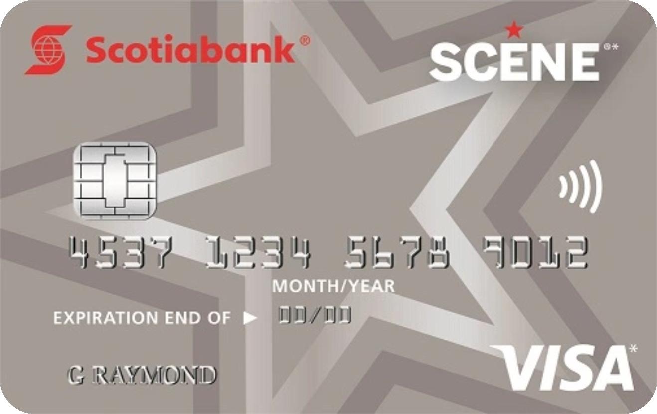SCENE® Visa® Card
