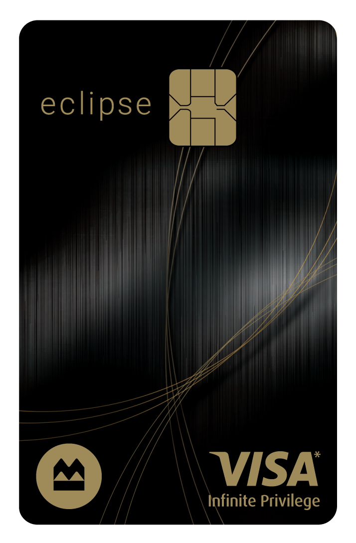 BMO eclipse Visa Infinite Privilege* Card logo