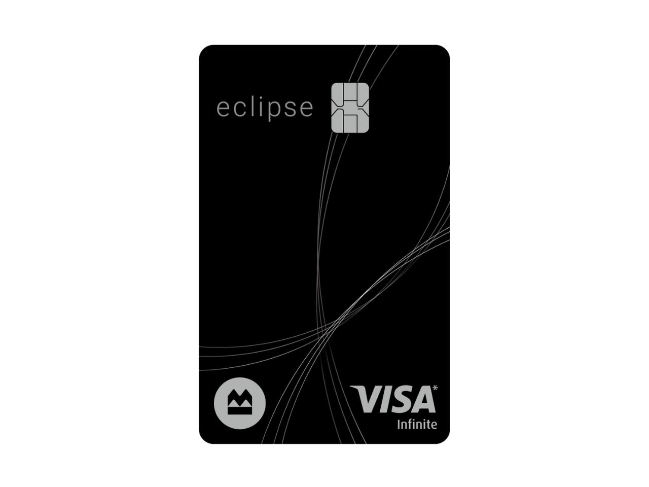 BMO eclipse Visa Infinite* Card Review
