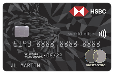 HSBC World Elite® Mastercard® logo