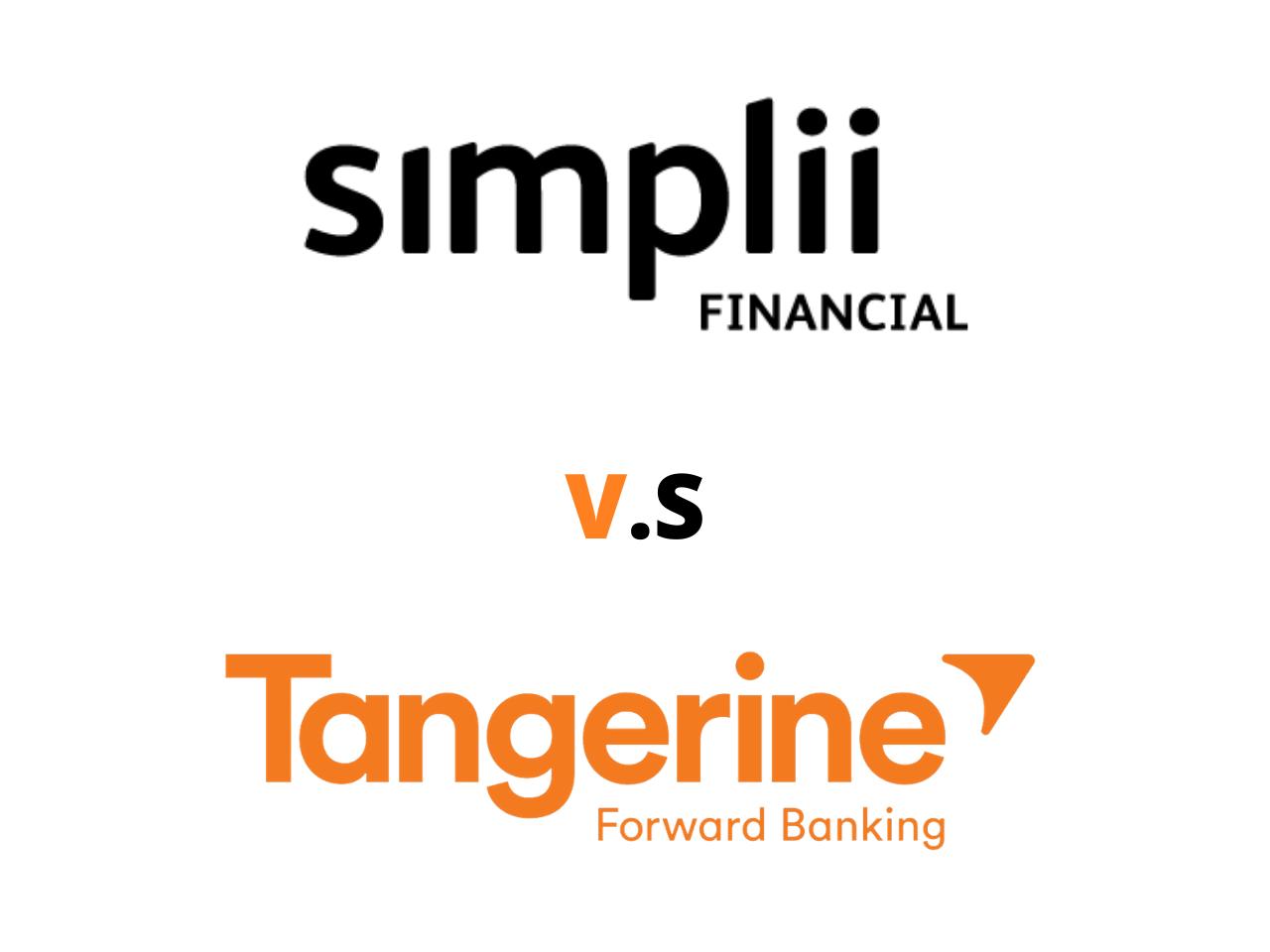 Simplii vs. Tangerine